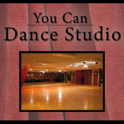 Dance Lessons Hermosa Beach CA You Can Dance Logo