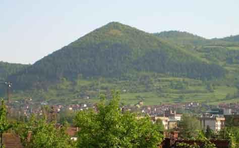 Pirámide de Bosnia