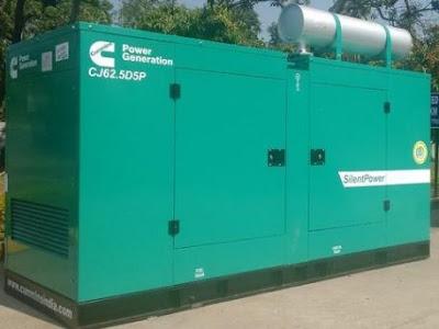 Máy phát điện Cummins 750kva – 2000kva