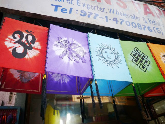 達人帶路-環遊世界-尼泊爾-燈籠