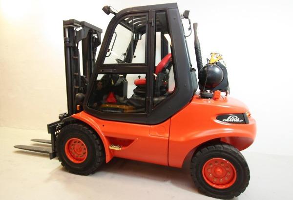Xe nâng Linde 4 - 5 tấn