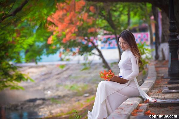 thơ hoa phượng và tuổi học trò