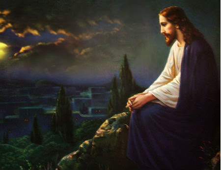 Jēzus raud par Jeruzalemi
