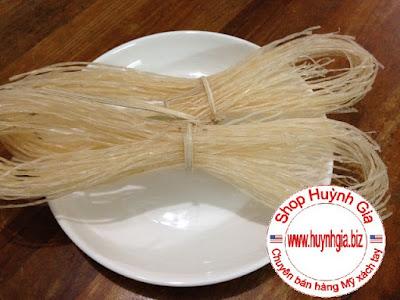 Bún số 8 trộn tôm thịt món ăn dễ làm ăn là ghiền www.huynhgia.biz
