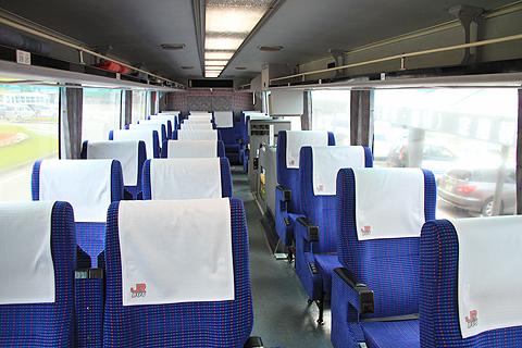 ジェイアール九州バス「たいよう」 8553 車内 その1