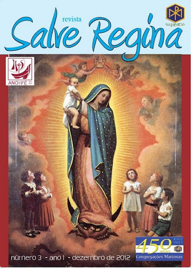 """Revista """"Salve Regina"""""""