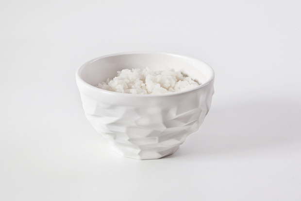 Crinkle Tableware by Hey!Cheese