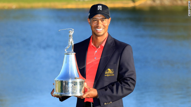 Tiger Woods Win Arnold Palmer Invitational