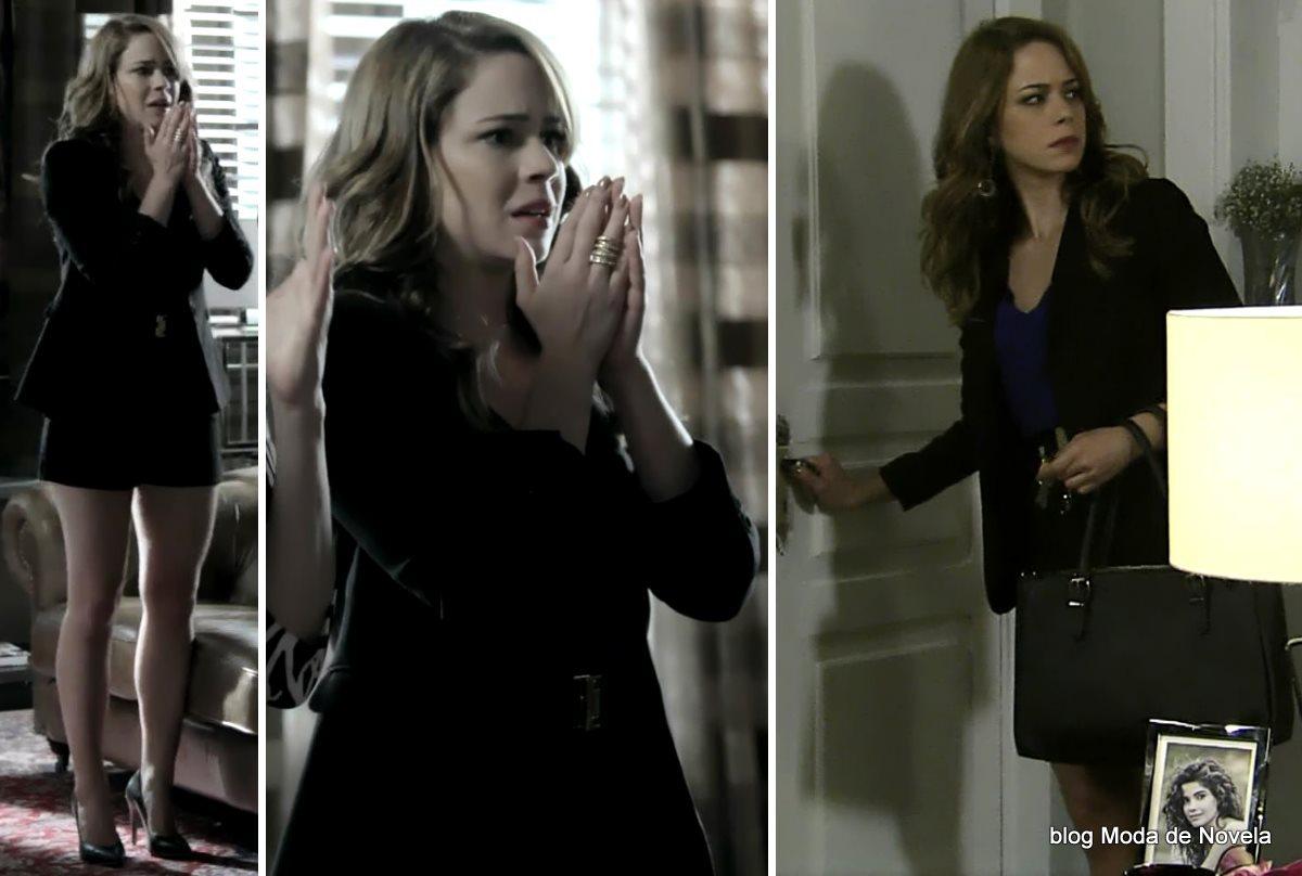 moda da novela Império, look da Cristina dia 8 de janeiro de 2015