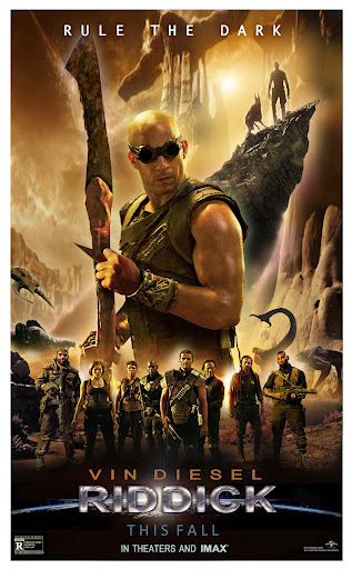 Riddick 3 DVD-R / DVDRip XviD DualAudio Dublado + Legenda AVI / ISO [TORRENT]