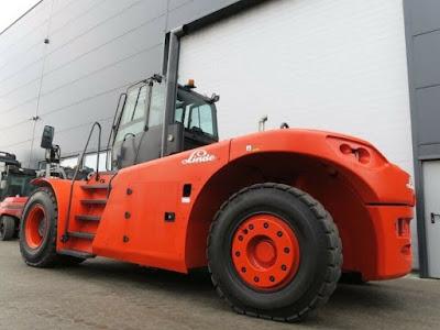 Xe nâng 32 tấn Linde H320