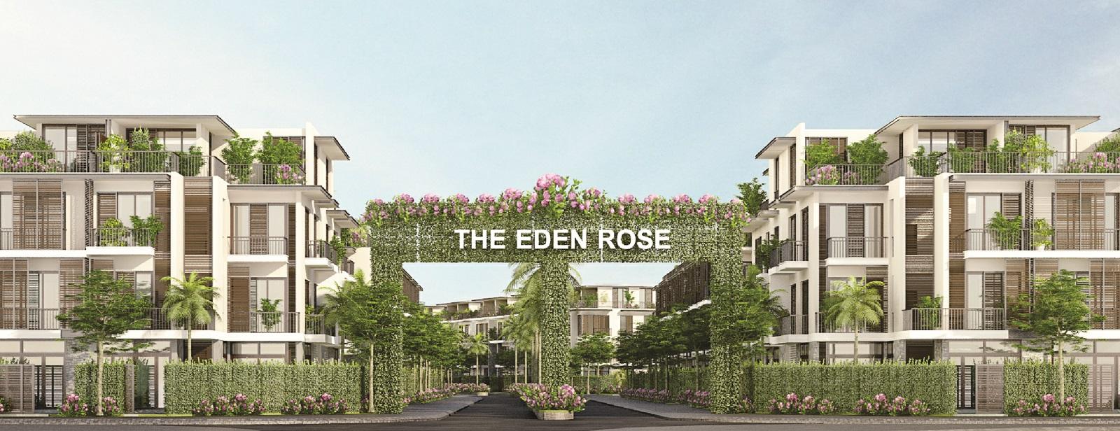 Kết quả hình ảnh cho TỔNG QUAN THE EDEN ROSE