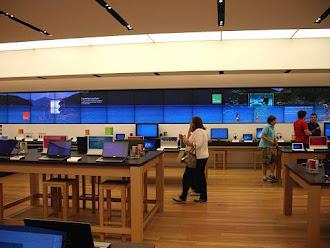 Nuevas tiendas de Microsoft para promocionar Windows 8 y Surface