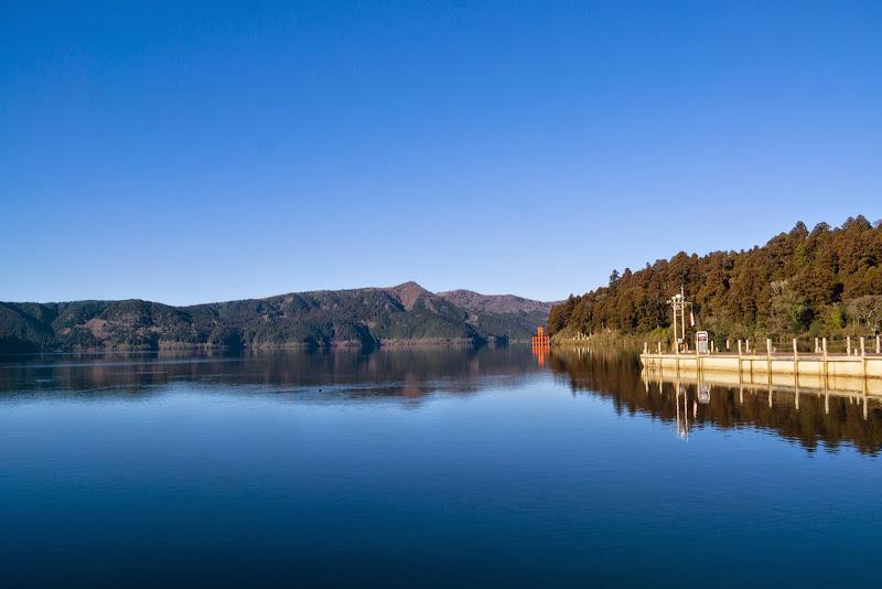 元箱根 芦ノ湖 写真
