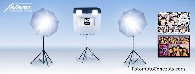 photobooth tại fotomoto vietnam