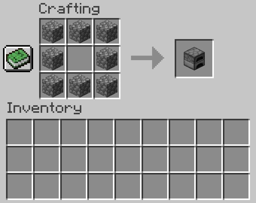 how to make a smoker minecraft