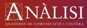 Analisi quaderns de comunicacio i cultura