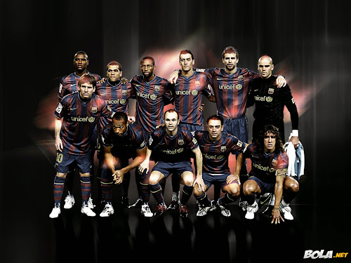 football wallpapers barcelona