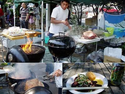 大泉ブラジリアンデー・フェスティバル BBQ