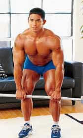 BODYBUILDING ROUTINES : FULL BODY : HIGH PULL