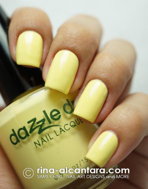 Dazzle Dry Frozen Lemonade