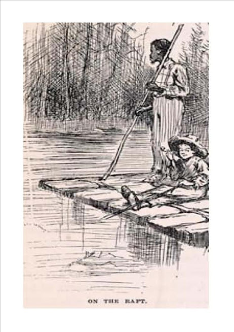 From the first Puritans in America to the last decades of the nineteenth century: children and nature in The Scarlet Letter and Adventures of Huckleberry Finn