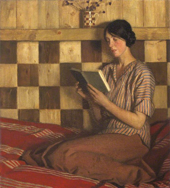 Harold Knight - The Green Book