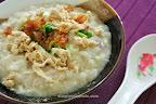 chicken congee recipe