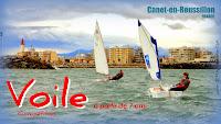 Voile Canet Optimist école_de_sport_voile stage