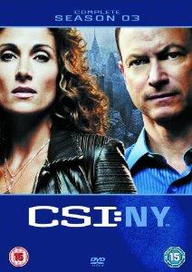 CSI New York Season 3 ซีเอสไอ นิวยอร์ก ปี 3 ( EP. 1-24 END ) [พากย์ไทย]