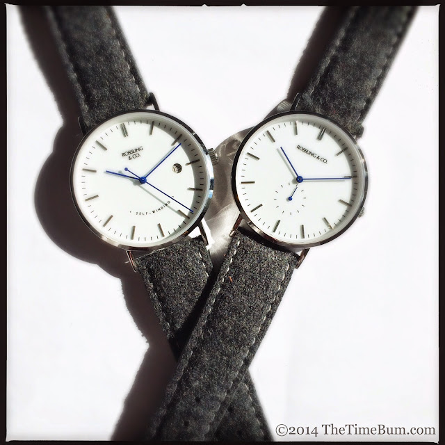 Rossling & Co. quartz and automatic