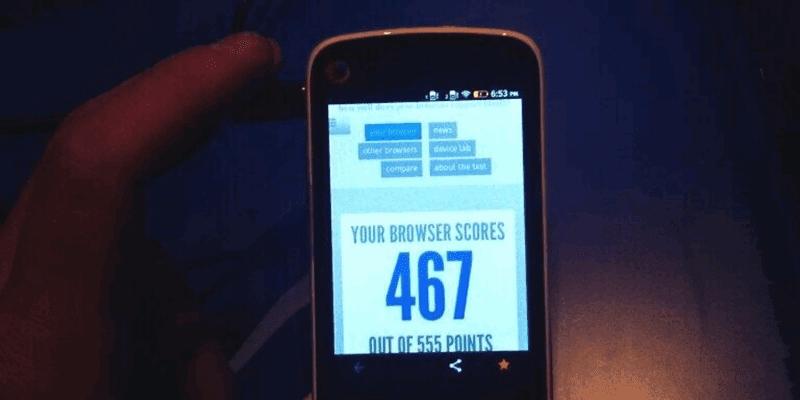 Firefox OS: Mozilla trabaja en un móvil de 25 dólares