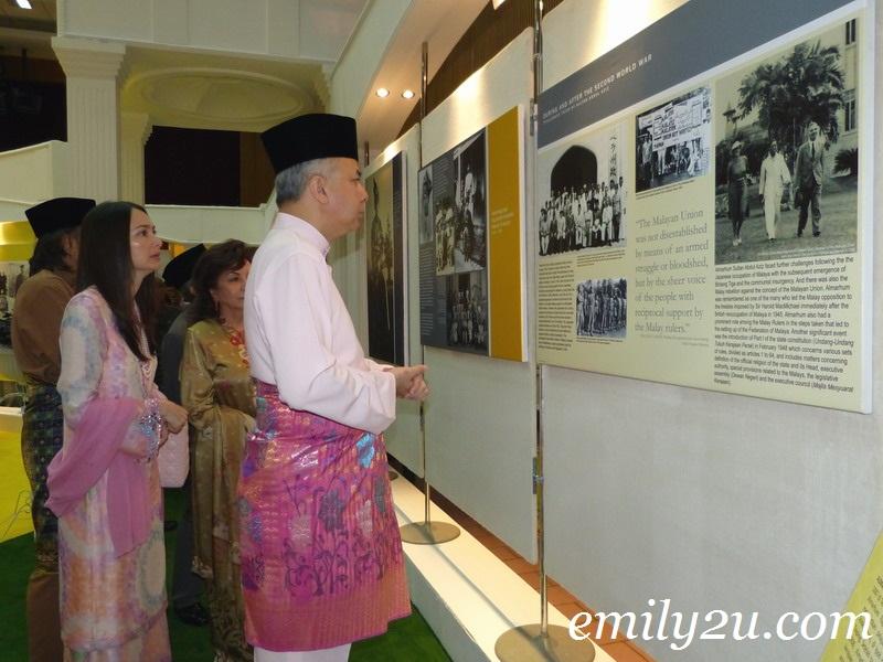 Pameran Kesultanan Perak Dari 1874
