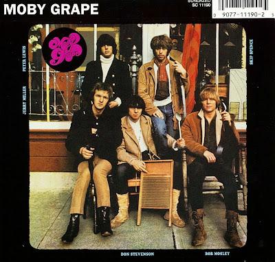 Moby Grape ~ 1967 ~ Moby Grape