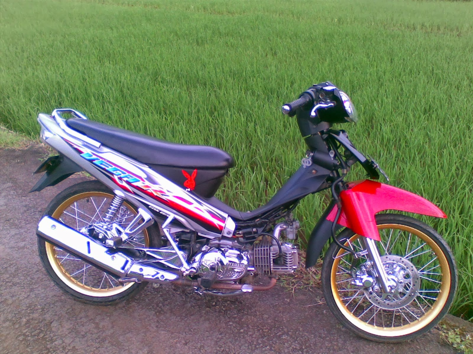 Yamaha Force 1 Zr Modifikasi