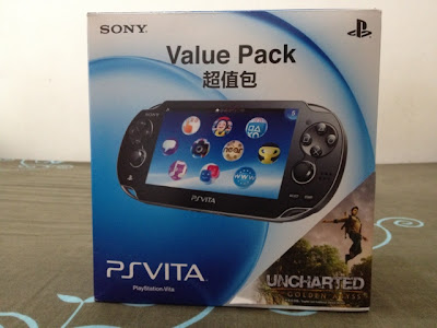 PS Vita Value Pack