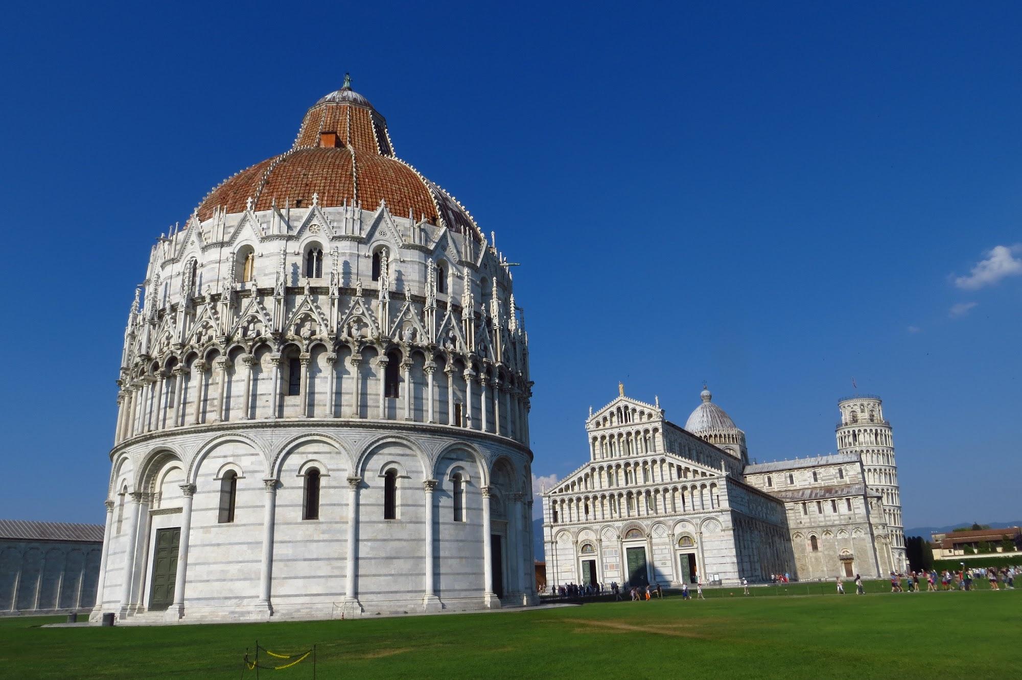Reisinformatie Italië