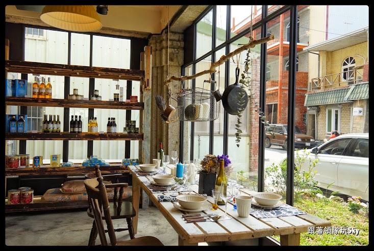 屏東景點推薦-恆春老街最新聚落【 迷路餐廳計畫 】(阿嘉的家旁)