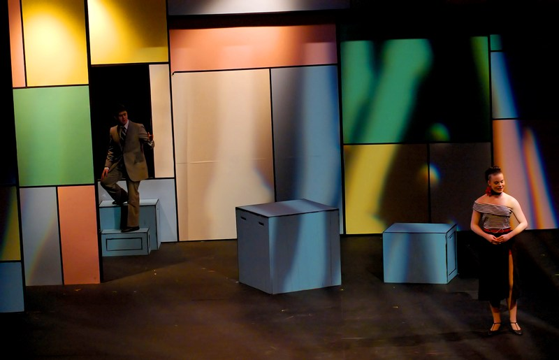Lance Cardinal Creative Blog: Bye Bye Birdie -Musical Set Design ...