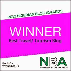 Nigerian Blog Awards 2013 Winner