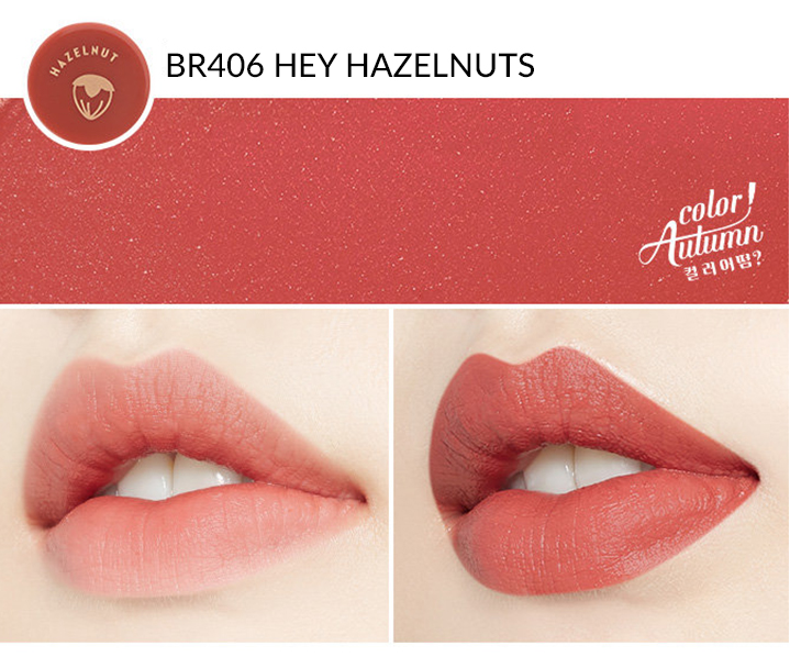 ETUDE HOUSE Mini Two Match Nuts and Fruits BR406 HEY HAZELNUTS