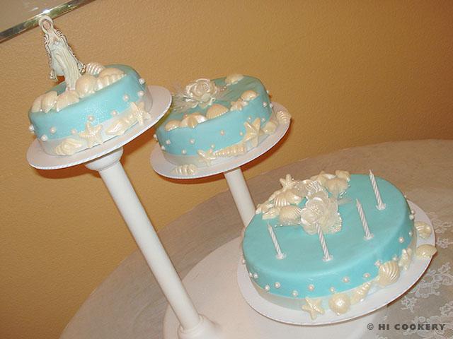 Stella Maris Cake