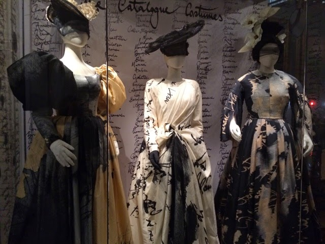 Don Giovanni costumes at the royal opera house