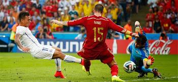 Piala Dunia: Sepanyol Bungkus Awal
