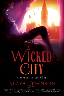 Wicked City Cover!