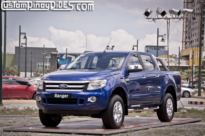 All New Ford Ranger Custom Pinoy Rides