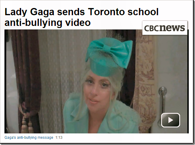 go to article and VIDEO on cbcnews