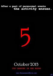 Paranormal Activity 5 - Hiện tượng siêu nhiên 5