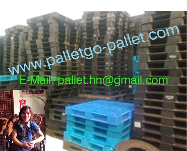 cần thu gom các loại pallet nhựa phế phẩm tại các tỉnh Hà Nội, Hưng Yên, Bắc Giang, Bắc Ninh