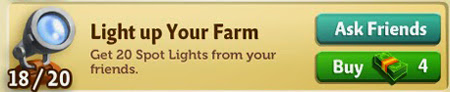 farmville 2 cheats codes for spot light